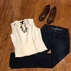 Jones New York Lexington Straight Size 6 Jeans